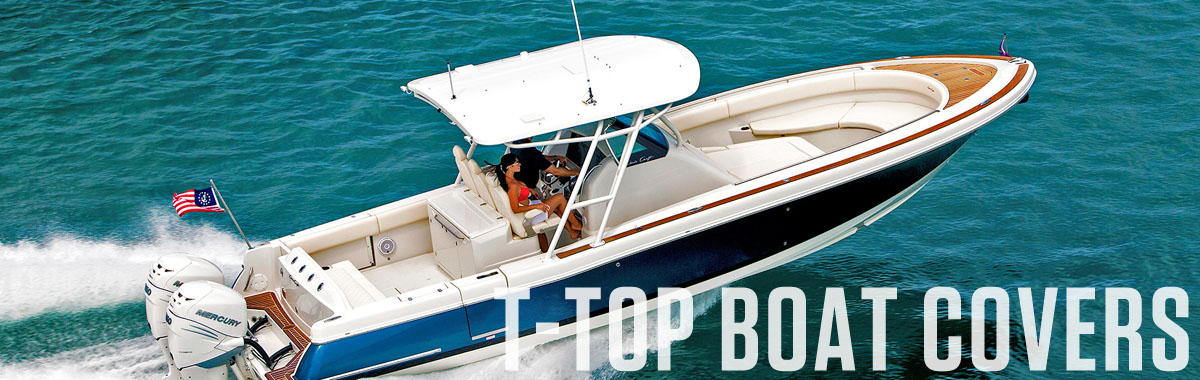 T-Top Boat Covers