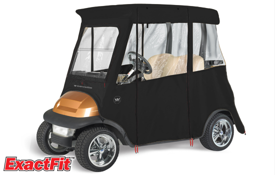 2 Passenger Golf Cart Enclosures | Outdoor Cover Warehouse