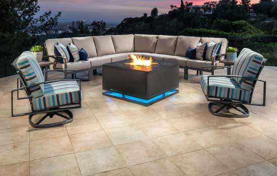 Outdoor Patio Furniture Fire Pit