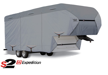 S2 Expedition 5th Wheel RV Cover