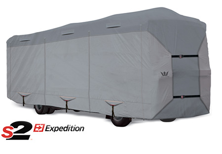 S2 Expedition Class A RV Cover