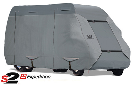 S2 Expedition Class B RV Cover