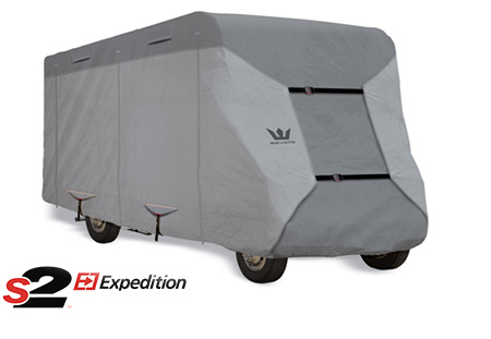 S2 Expedition Class C RV Cover